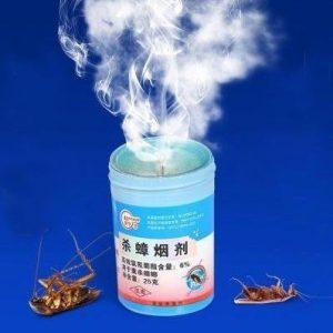 Японська димова шашка від тарганів